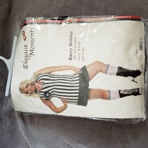 """Racy Referee"" Womens Costume"